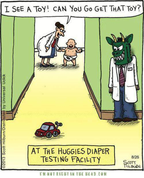 diaper-testing